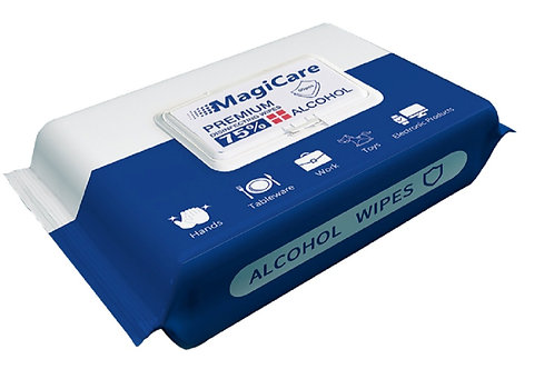 MagiCare Alcohol Wipes