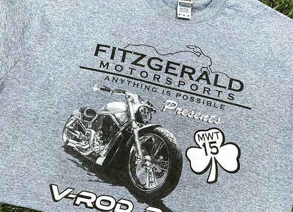 MidWest Thunder VRod Rally Shirt