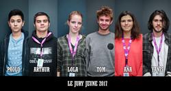 Le jury jeune