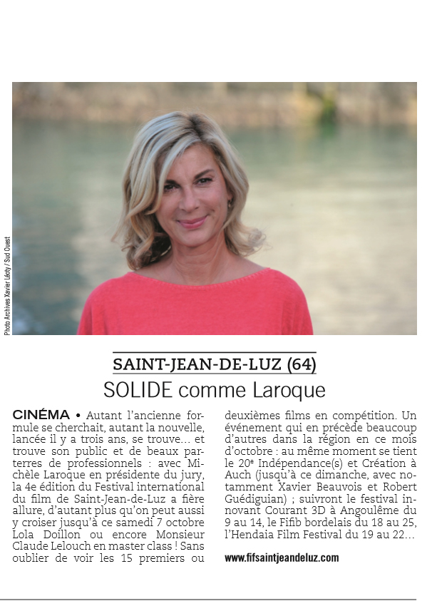 Magazine Sud Ouest