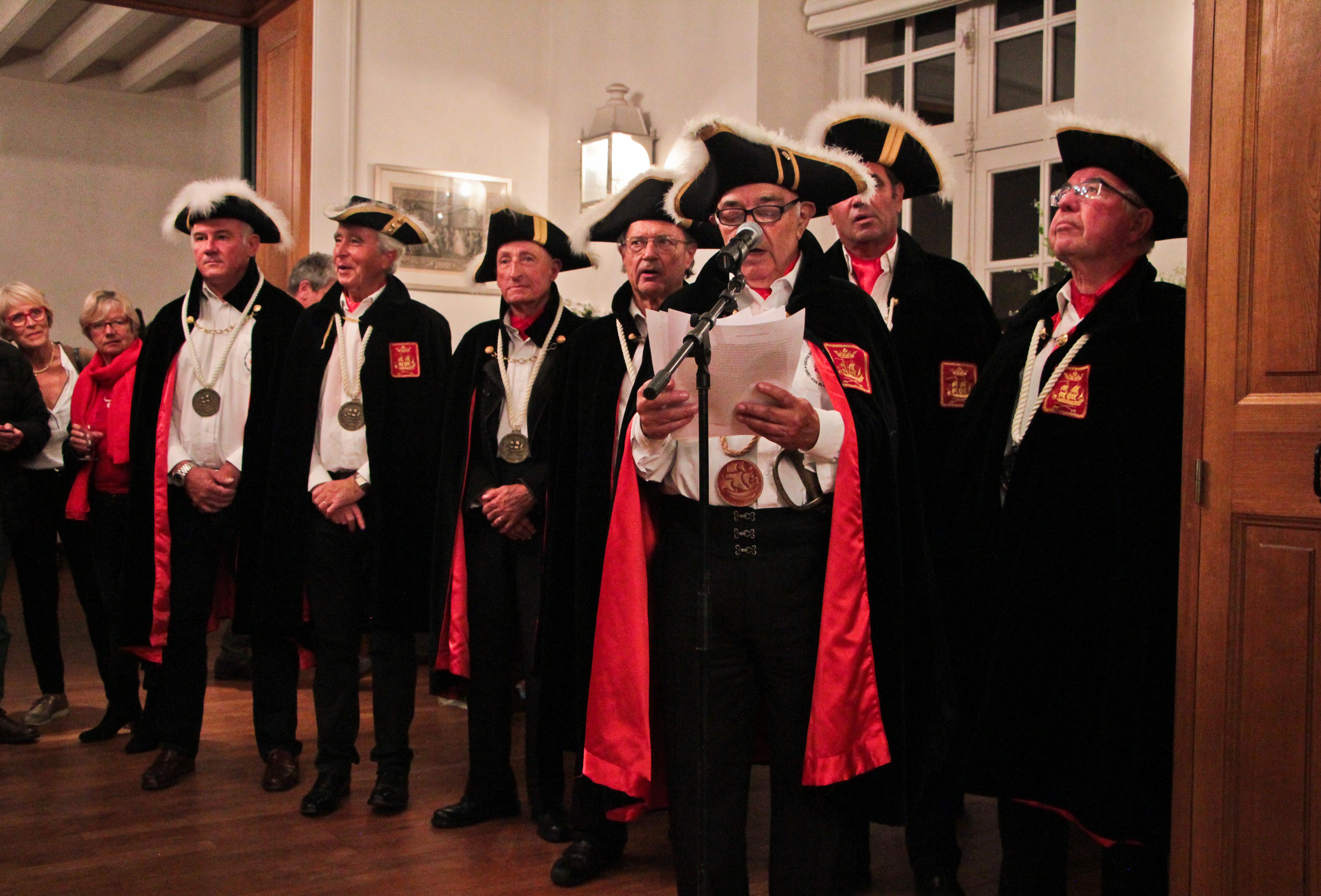 La confrérie des corsaires basques