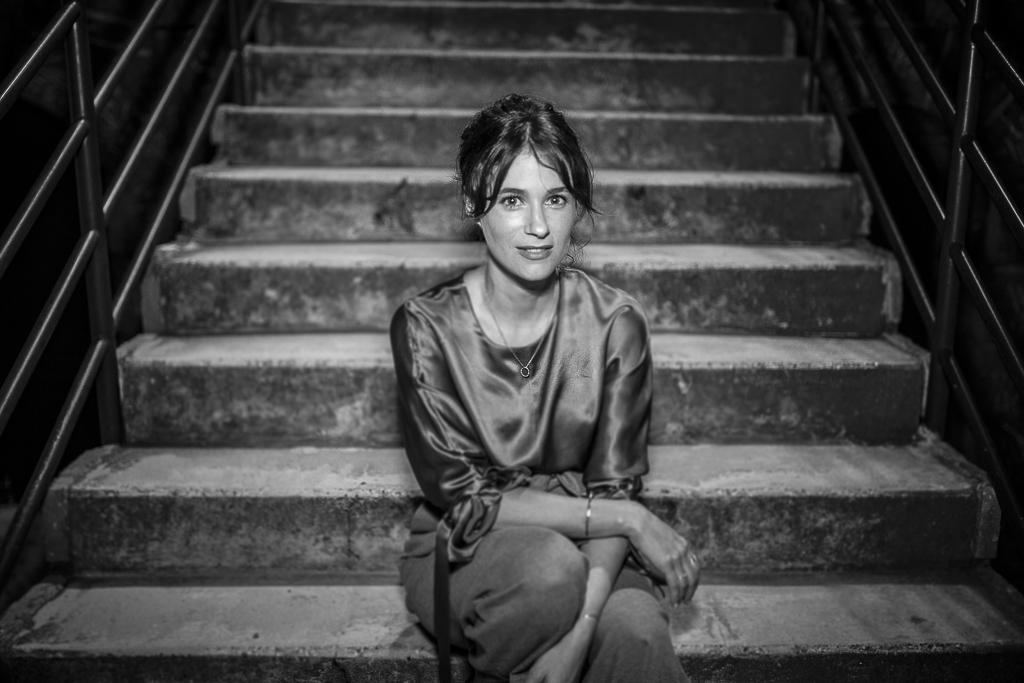 Mélanie Bernier -  © Manuel Moutier