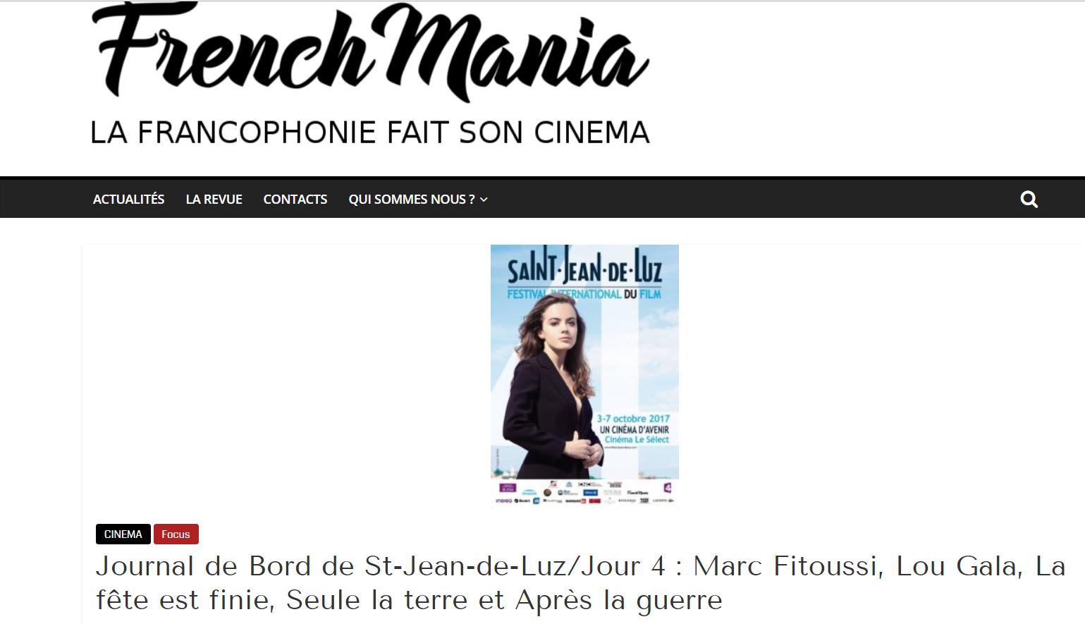 French Mania - 6 octobre 2017