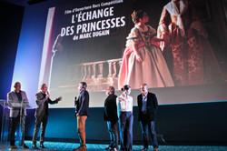Projection: l'échange des princesses