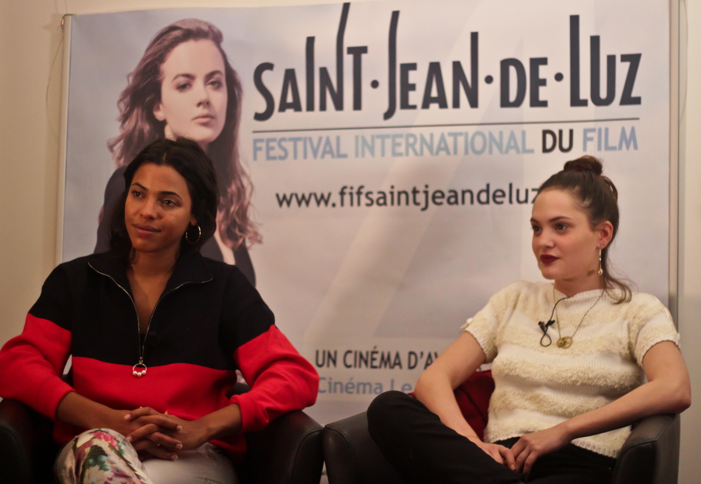 Zita Hanrot et Clémence Boisnard