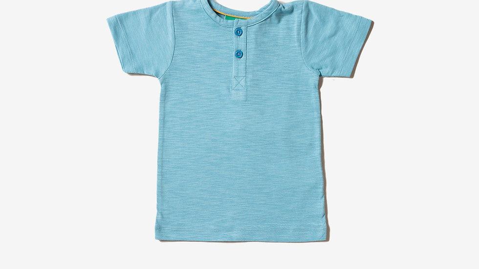 Little Green Radicals Blue T-Shirt
