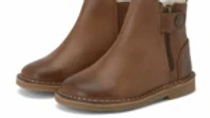 Winston Fur Lined Boot Baby - Young Soles of London