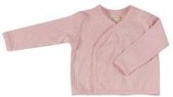 Pigeon Organics Pink Pointelle Kimono Jacket