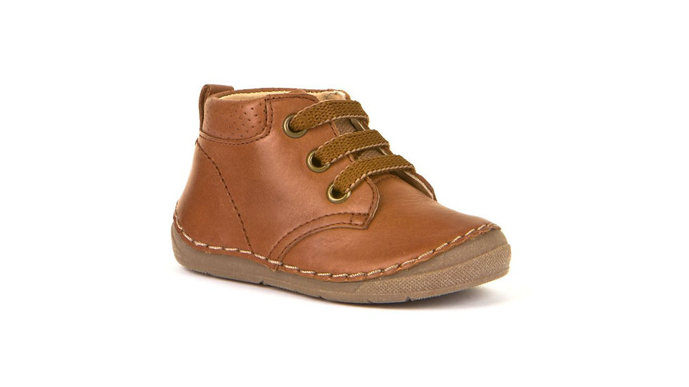 Froddo First Walker Brown  Lace Up Boot
