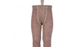 Condor Trunk Merino Wool Blend Leggings with Suspenders