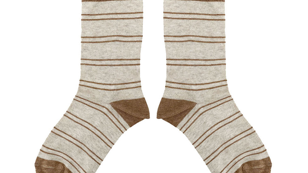 Mabli Otis Sand Short Sock