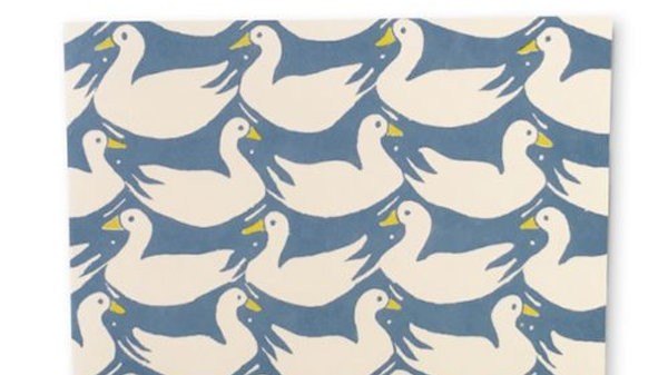 Duck Rabbit Card