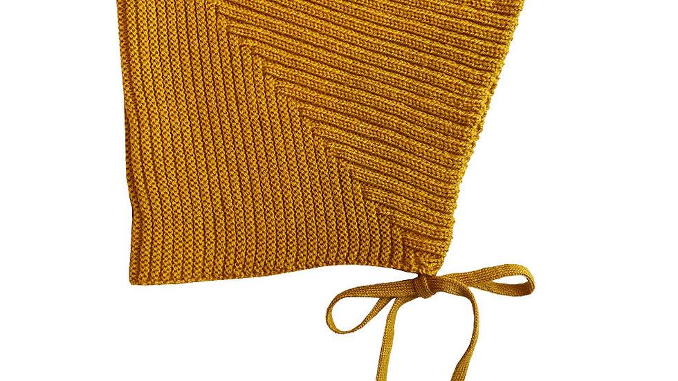 Mabli Sylfaen Saffron Pixie Bonnet