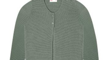 Condor Lichen Cotton Cardigan