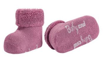 Baby Terry Cotton Cuff Socks