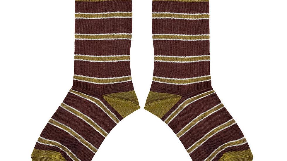 Mabli Otis Cedar Short Sock
