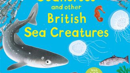 Sharks, Seahorses and British Sea Creatures Sticker Book