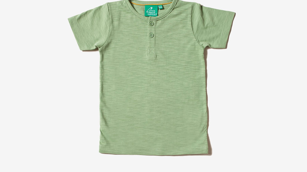 Little Green Radicals Green T-Shirt