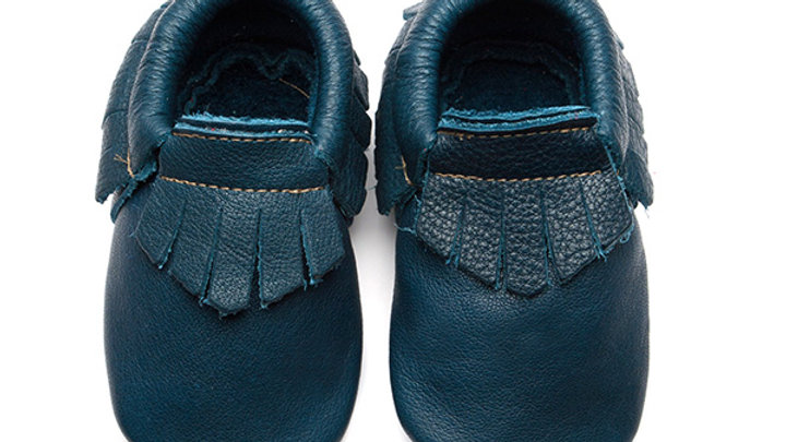 Wolfie & Willow Saxon  Eco Leather Moccasins