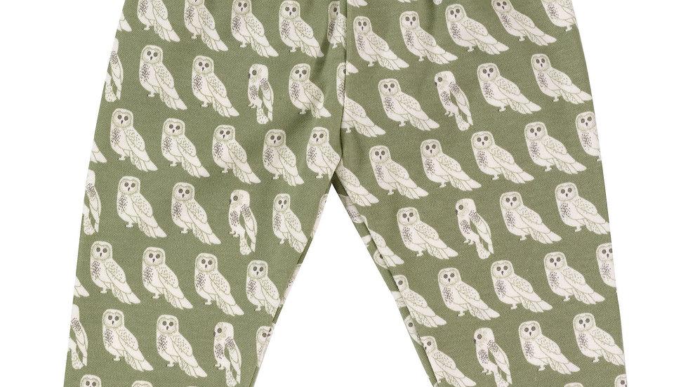 Pigeon Organics Owl Baby Leggings