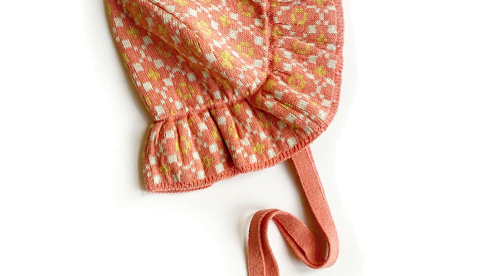 Mabli Pansi Blossom Sun Hat