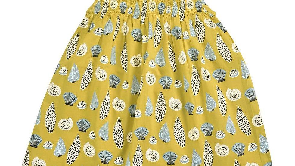 Pigeon Organics Sleeveless Sea Shell Smock Dress