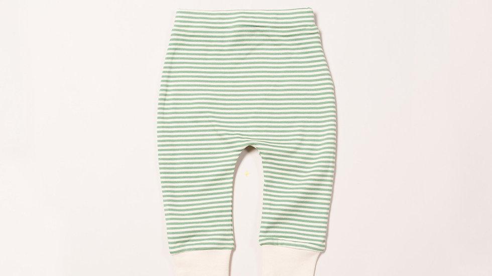 Little Green Radicals Alpine Stripe Wiggle Bottoms