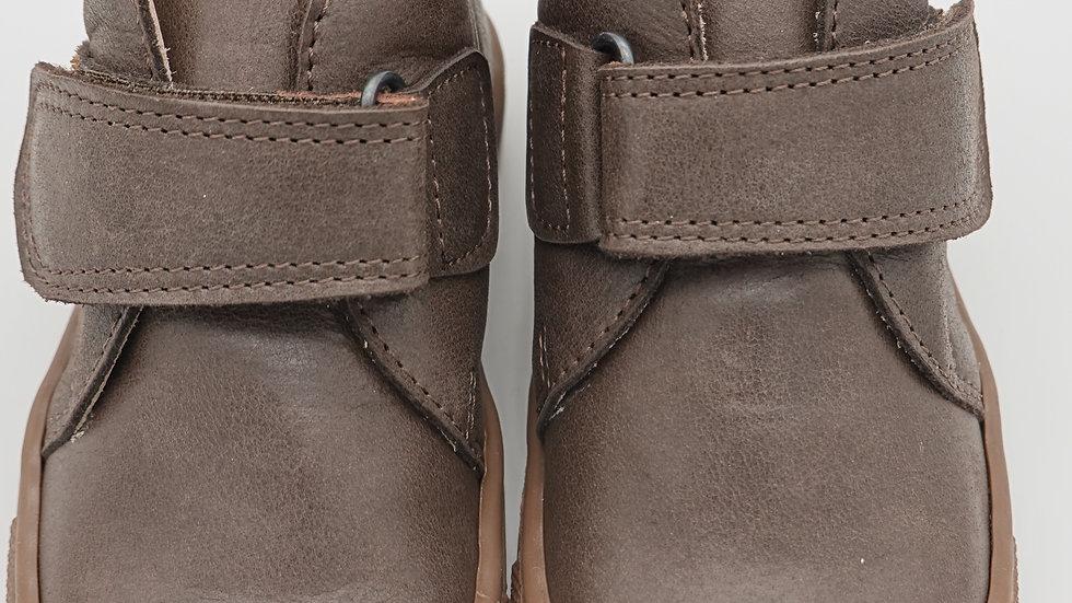 Petasil Brown Denver Leather Boots