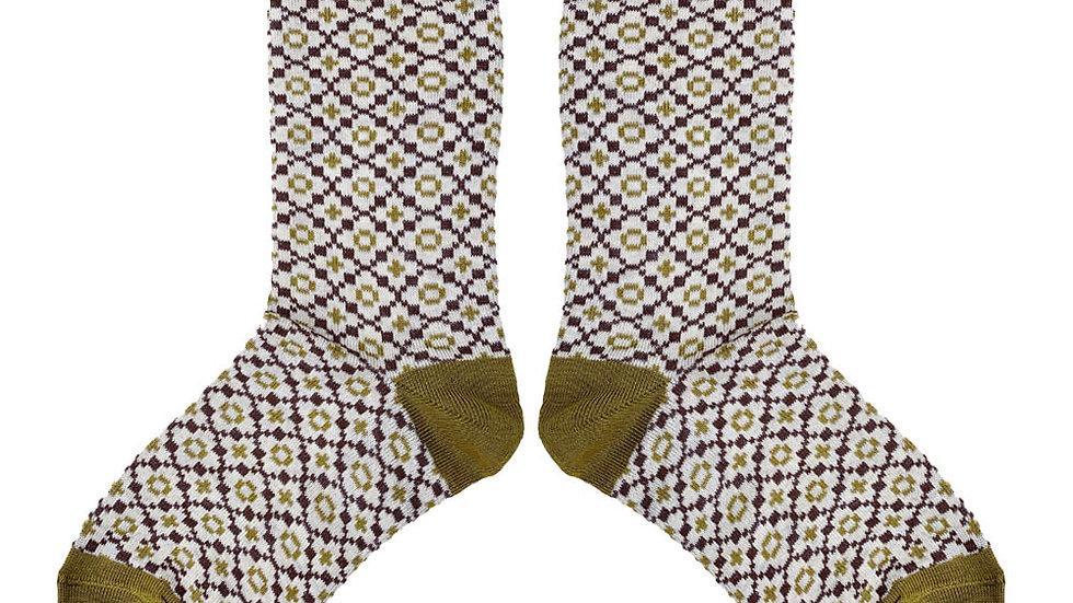 Mabli Pansi Willow Short Sock