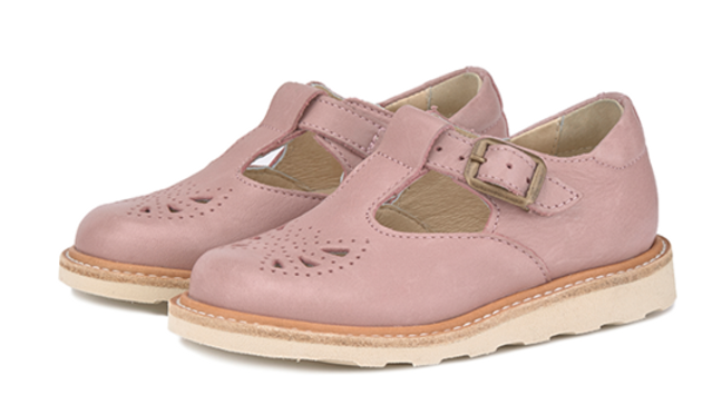 Young Soles of London Damson Rosie T - Bar