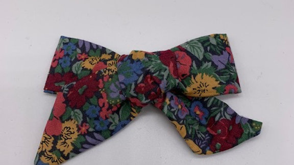 Liberty Malvern Meadow Over Size Hair Bow