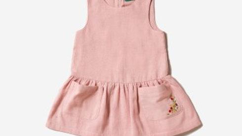 Little Green Radicals Strawberry Pocket Dress