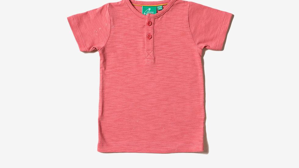 Little Green Radicals Pink T-shirt