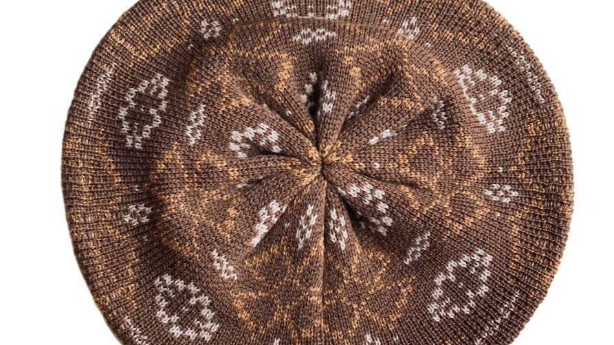Mabli Brecon Cedar Tam Hat