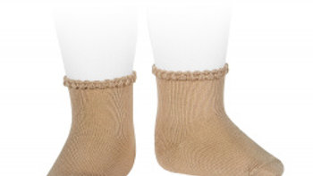 Condor Baby Socks Camel