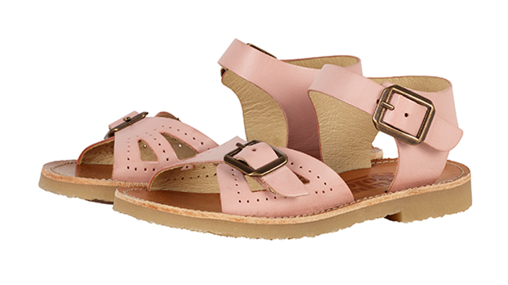 Young Soles of London Pink Pearl Sandal