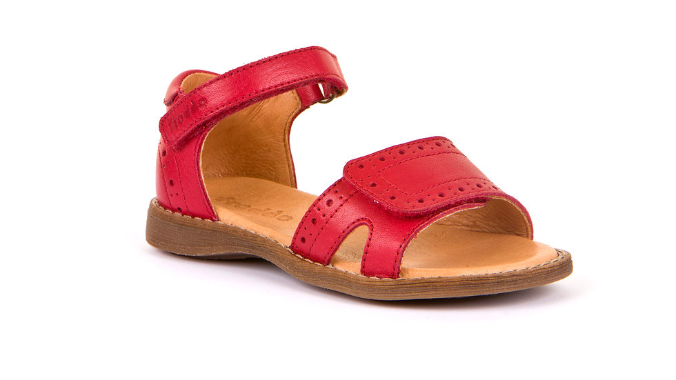 Froddo Open Toe Red Sandal