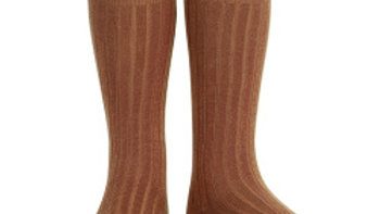 Condor Oxide Knee High Cotton Rib Socks