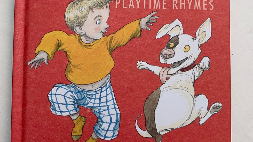 Wiggly Wiggly Playtime Rhymes Board Book