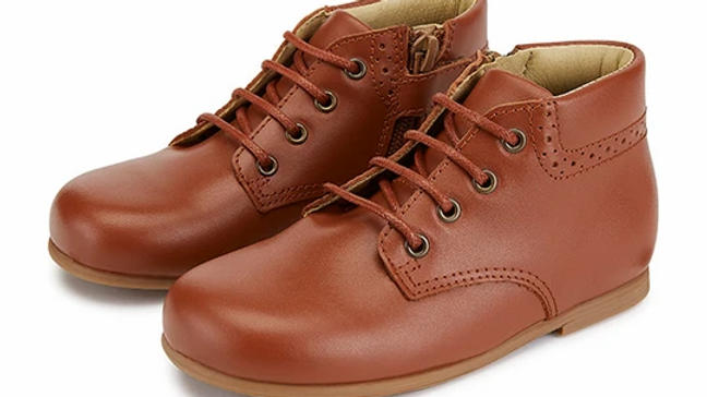 Young Soles of London Tommy Lace Up Boot