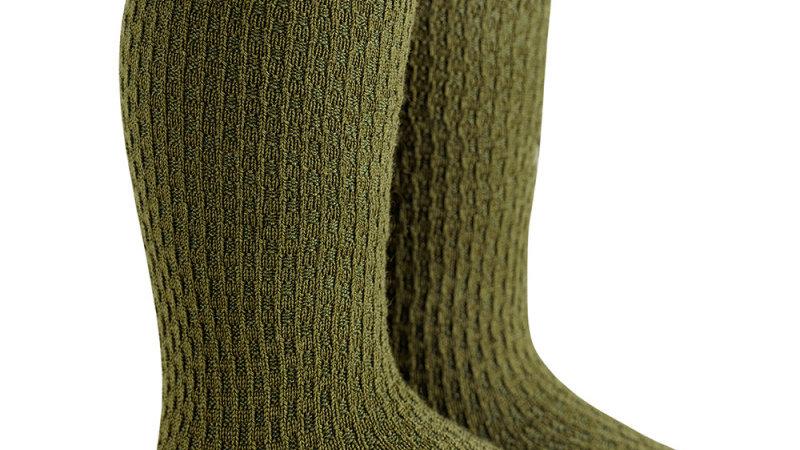 Condor Moss Wool Blend Knee High Socks
