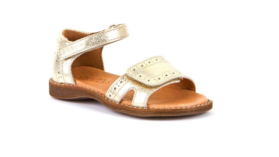 Froddo Open Toe Gold Sandal