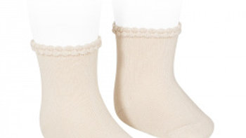 Condor Baby Socks Linen