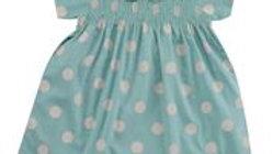 Pigeon Organics Dotty Peter Pan Smock Dress