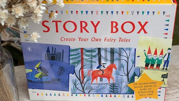 Story Box Create Your Own Fairy Tale