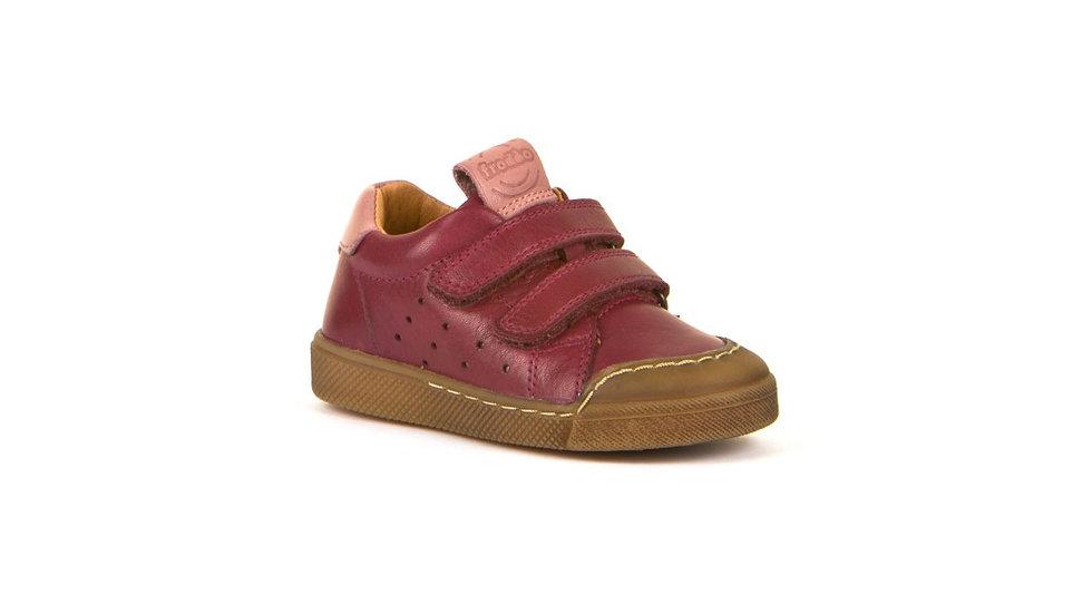 Froddo Leather Sneaker Burgundy