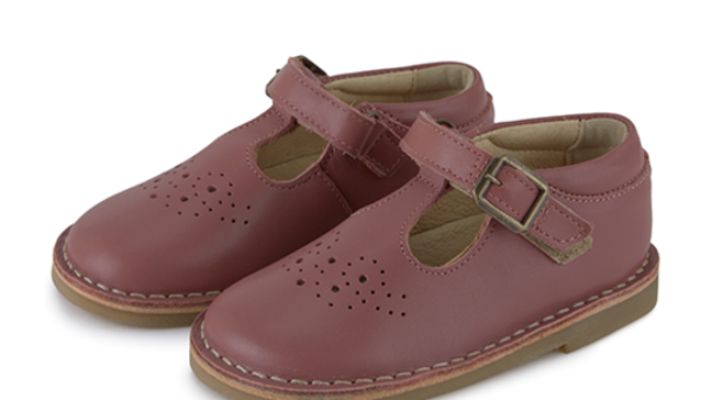 Penny T Bar  Shoe Young Soles of London - baby
