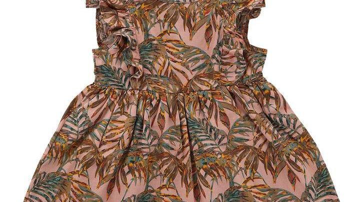 Hunter and  Boo Palawan Frill Dress