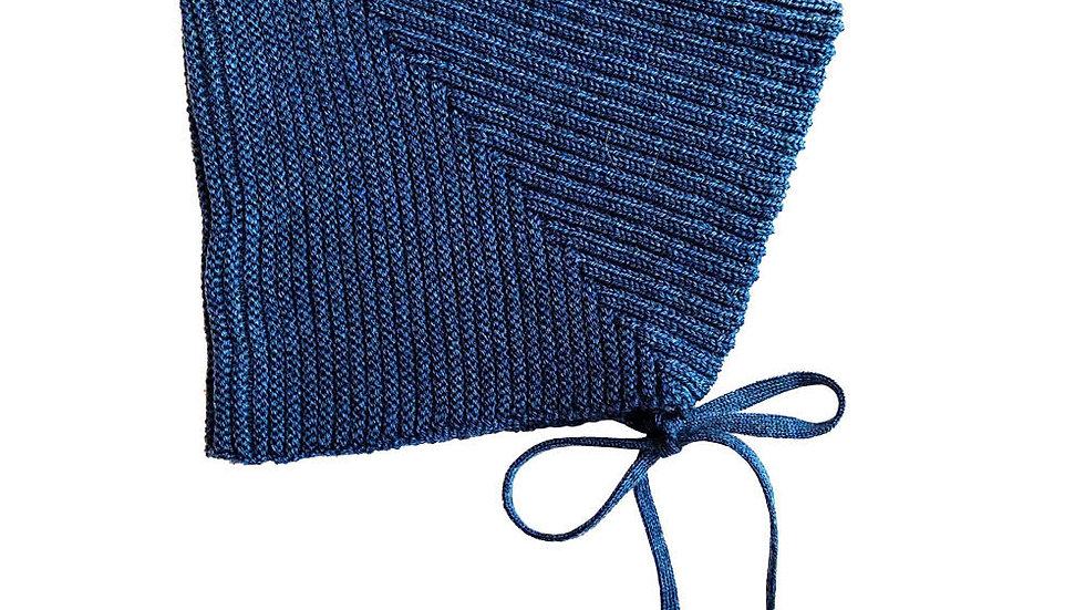 Mabli Sylfaen Slate Blue Pixie Bonnet