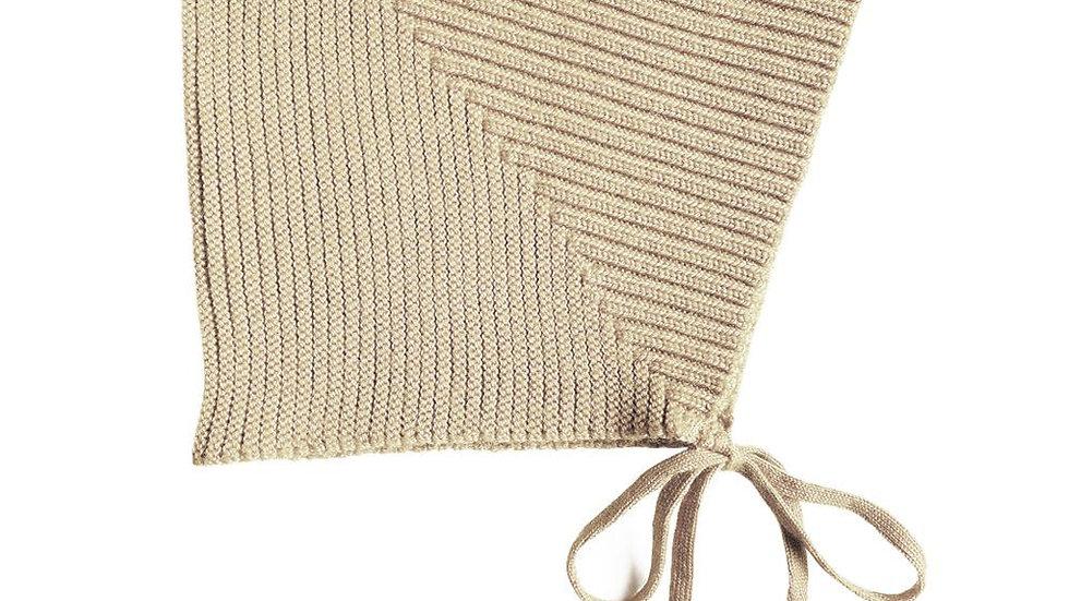 Mabli Sylfaen Vintage Cream Pixie Bonnet